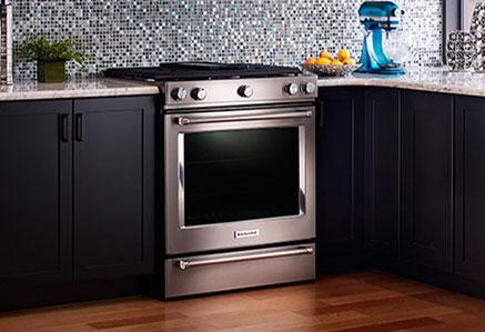 KitchenAid Range Repair - KitchenAid Appliance Repair Center ...